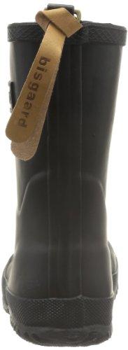 Bisgaard LRK001, Bottes mixte enfant Noir (50 Black)