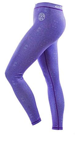Golds Gym - Legging de sport - Femme Lilas