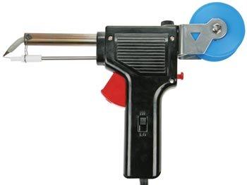 Sold Anillo Irons & Accesories 420132lötpistole 30/60W con estaño Bandeja vtsg60sf, 240mm x 150mm x 30mm tamaño