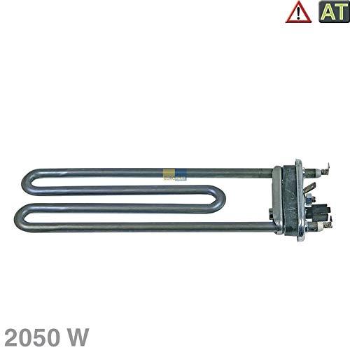 LUTH Premium Profi Parts Heizelement Whirlpool 481010645279 Alternative 2050W 240V mit Fühler für Waschmaschine