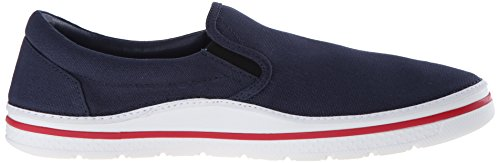 crocs Herren Norlin Slip-on Men Slipper Blau (Navy/White)