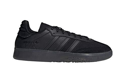 Adidas Samba RM Black Black White 43