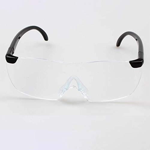 Big Vision 1.6X Magnifying Reading Glasses Flameless Lightweight Eyewear Magnifier 250 Degree Vision Lens for The Elderly (Big Brille Vision)