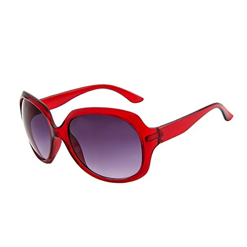 Honestyi Damen Vintage Sonnenbrillen Retro Eyewear Fashion Ladies Sunglasses Trendy