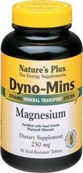 DYNO-MINS® Magnesium 250 mg 90 Tabletten NP