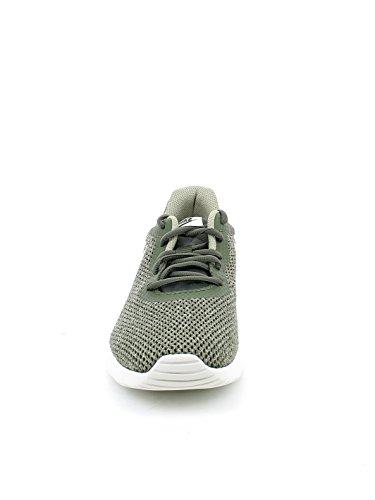 Nike 844887 303, Chaussures de Course Pour Homme Vert (kaki)