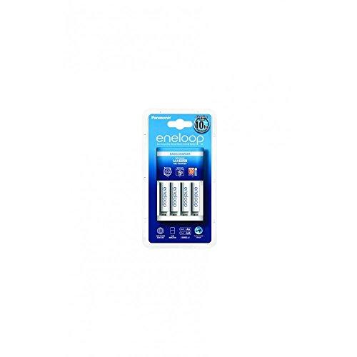 Preisvergleich Produktbild Ladegerät Eneloop BQ CC 51-Ladegerät + 4 AA 1900 Mah Panasonic