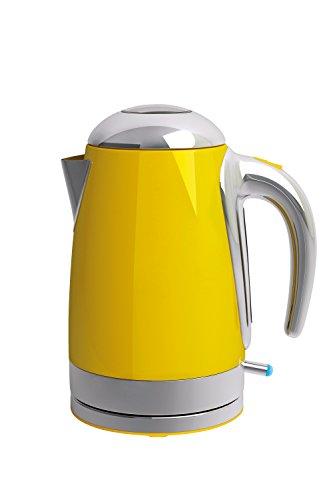 Viceversa 75021 Tix Bollitore, 7 Cups, Giallo