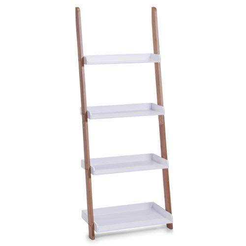 Zeller Leiter-Regal, Weiß