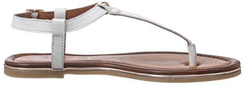 Salamander  Rosana, Sandales pour femme Blanc - Weiß (white 40)