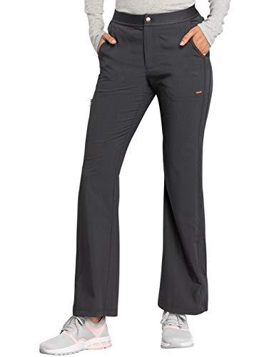 Cherokee Statement Women's Natural Rise Flare Leg Scrub Pant - Cherokee Flare Uniform