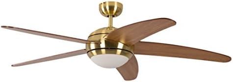 Pepeo,Ventilatore da soffitto incl. Telecomando, 13422010132_v1