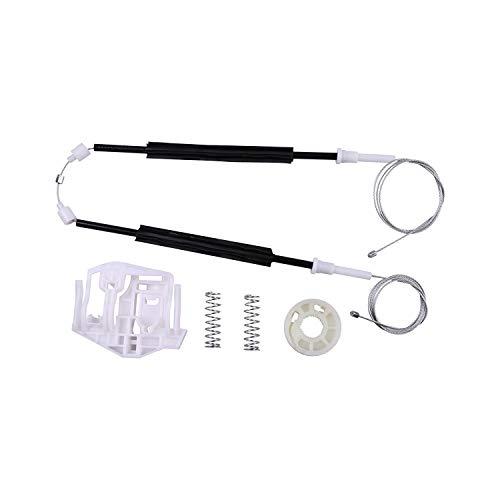 Pour BMW X3 - à L/'avant Gauche + Lève-vitre Kit de Réparation Câble E83