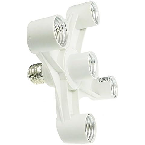 Uniox E27a E27Base medio Standard Lampadina Socket