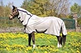 Horseware Mio Fly Rug-Bronze/Navy 6'0
