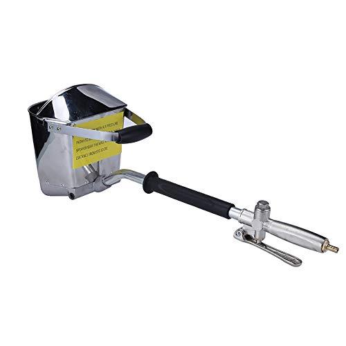 Pflaster-Sprayer | Stuckspritzen | 4-Jet Pflaster Und Stuck Sprayer | Wände Mörtel-Spray-Trichter-Gewehr-Konkretes Farben-Werkzeug (Plus Abdeckung)