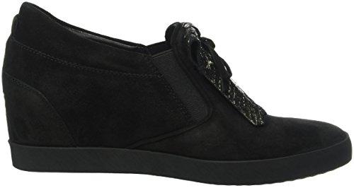 ... Kennel und Schmenger Schuhmanufaktur Damen Liberty Plateau Schuhe  Schwarz (schwarz Sohle schwarz 470)