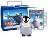 happy feet (ltd gift edition) (2 dvd + lunch box) box set