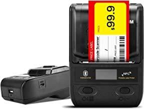 NETUM 58mm impresora etiquetas portátil Bluetooth