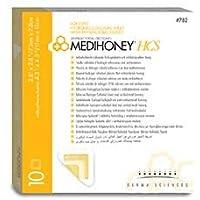 Medihoney Hydrogel Colloidal Antibacterial Manuka Honey Sheet 7.2cm x 7.2cm x 10 preisvergleich bei billige-tabletten.eu