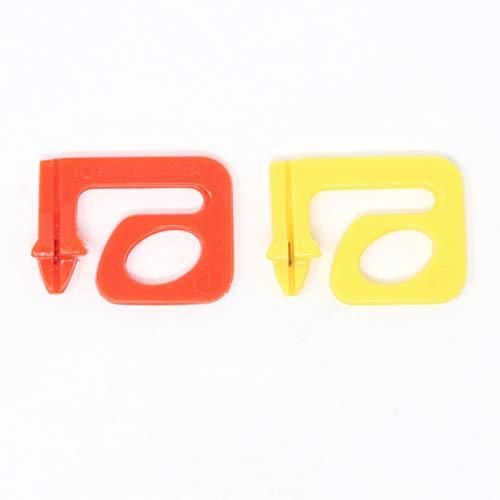 Big-sam 20014 – 2 x infila-filo per macchine da cucire – accessorio per infilare