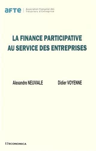 Finance participative au service des entreprises