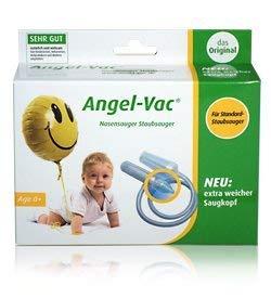 Angel-Vac Nasensauger für Standard Staubsauger - 5