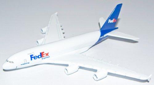 airbus-fedex-a380-metal-plane-model-16cm