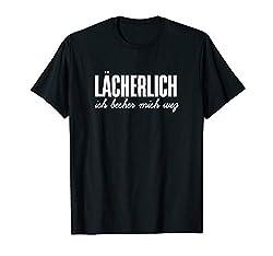 Ich becher mich weg - Lustiges Fun Motto Spruch Frauen Party T-Shirt