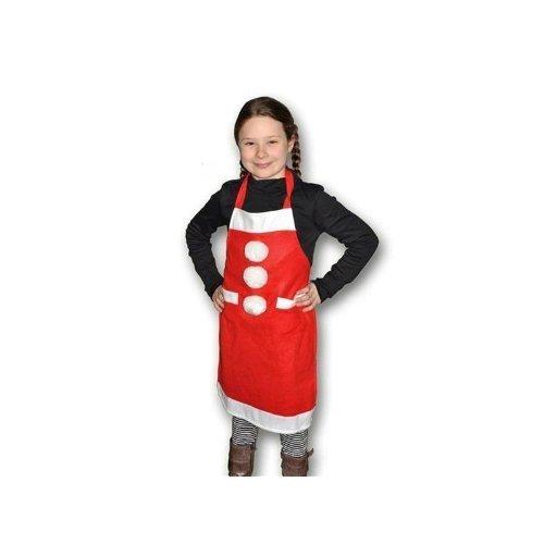 Weihnachtsschürze für (Kostüme Sandy Für Kinder)