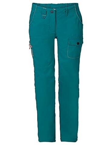 VAUDE Kinder Hose Leni Pants, Green Spinel, 158-164, 06506