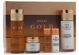 Korean Cosmetics Cellio Doré Moisture Skin Care 3PC Set