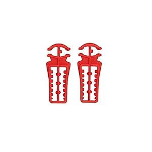 Rex Langlauf Ski- und Stockhalter, rot