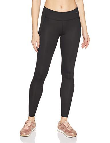 Puma core-run w, pantaloncino donna, nero, xs