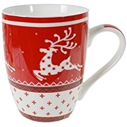 CAL FUSTER - Mug con decoración Navideña