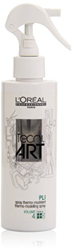 L'Oréal Paris TecniART Haarpflegespray Pli Thermo Modelant, 1er Pack (1 x 200 ml)