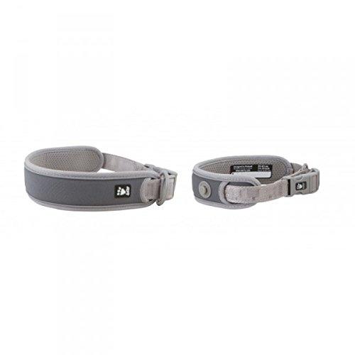 Hurtta Adventure Halsband, grau, 35-45cm