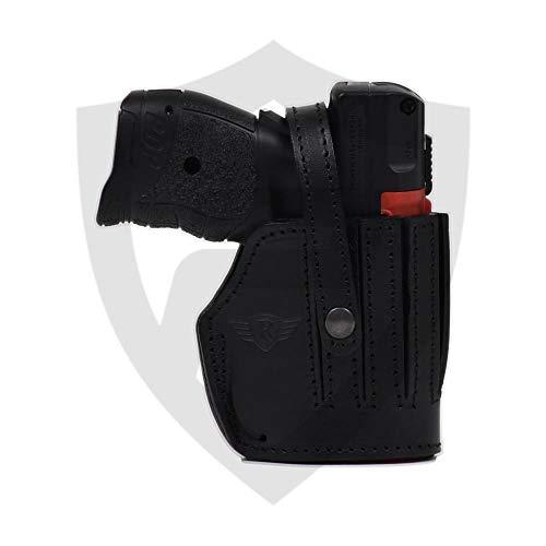 MiDifendo Fondina in Cuoio Nera per Walther PDP