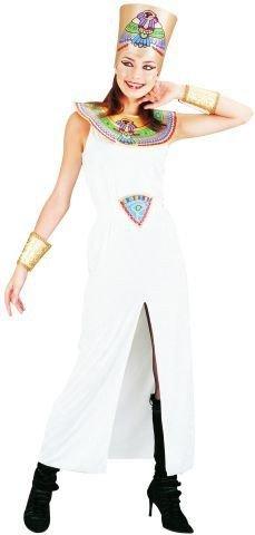 Foxxeo 10243 - Costume da Cleopatra, da donna