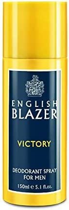 English Blazer Victory Body Spray for Men, 150 ml