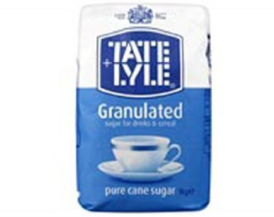 Tate & Lyle Fairtrade Sugar 1kg Bag Pack of 15