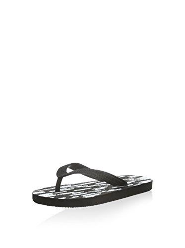 Hummel Fashion Splatter Flip-Flops Schwarz