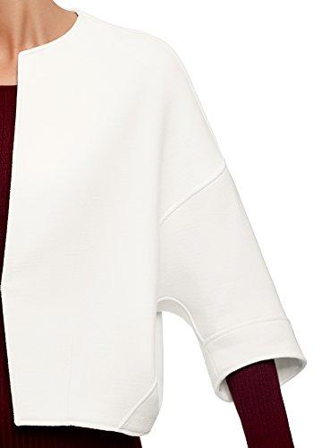 Promiss Balenga Colore: Rosso in Tessuto Blazer da Donna alla Moda