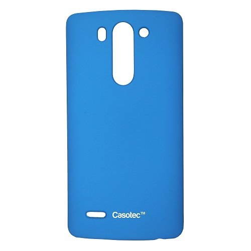 Casotec Ultra Slim Hard Shell Back Case Cover for LG G3 Beat - Ocean Blue  available at amazon for Rs.99