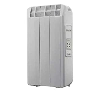 farho Radiador Eléctrico Bajo Consumo XP (Xana Plus) 330W (3) · Emisor Térmico con Termostato Digital Programable 24/7 · WiFi Opcional · Ideal para Estancias hasta 5m2· 20 AÑOS DE GARANTÍA