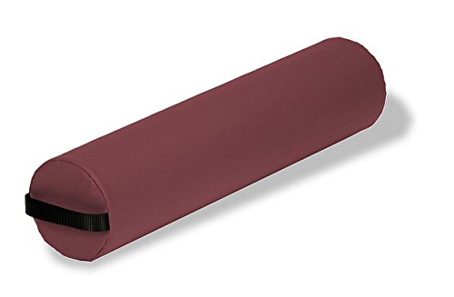 EARTHLITE Knierolle RUND - Massagekissen/Nackenrolle/Nackenkissen für Massageliegen & Rückenschmerzen (66 x 15x 15cm) (Earthlite Nackenrolle Massage)
