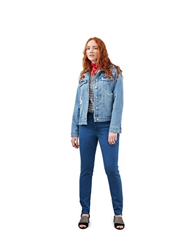 VIOLETA (Plus Size) - Super slim jeans Jeans Super Slim azucena - Size:48 - Color:Blau