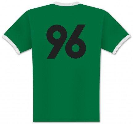World of Football Ringer T-Shirt Back 96 - XL