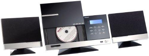 auvisio HiFi-Micro-Stereoanlage Bluetooth MSX-670.bt CD/USB/FM/Wecker, 70 W