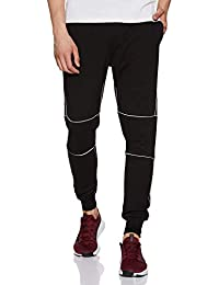 SKULT by Shahid Kapoor Men's Relaxed Fit Joggers